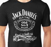 BROOKEART JACK DANIELS Unisex T-Shirt
