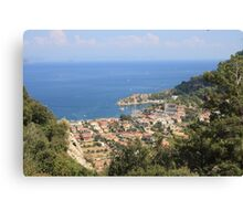 Turunc Bay Turkey Canvas Print