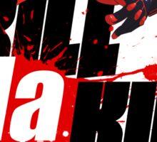 Kill la Kill Sticker