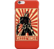 Geth Resistance Legion iPhone Case/Skin
