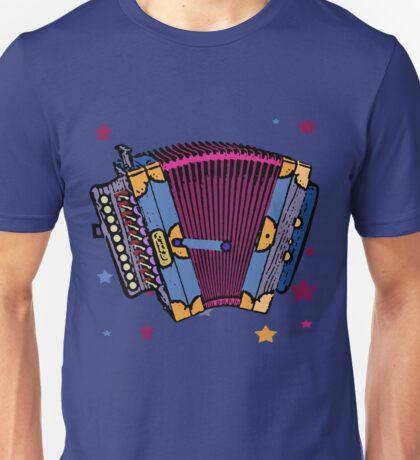 Accordion Unisex T-Shirt