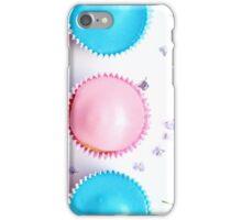 Pastel cakes iPhone Case/Skin