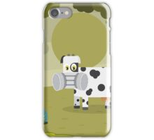Pollution iPhone Case/Skin
