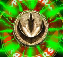 It's Morphin Time! - DRAGONZORD! Sticker