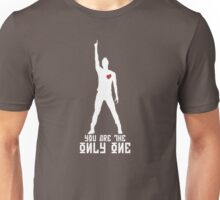 Sergey Lazarev - You're The Only One Unisex T-Shirt