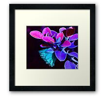 Fantasy Tamala Rose Abstract Framed Print