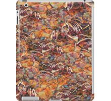 Where once was water iPad Case/Skin