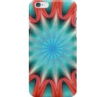 Patriotic Starburst Art iPhone Case/Skin