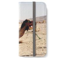 Camels iPhone Wallet/Case/Skin