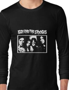Iggy and the Stooges Long Sleeve T-Shirt