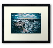 Ancient Coast Framed Print