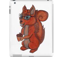 Geek Squirrel iPad Case/Skin