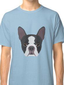 Boston Terrier Pyjama T-Shirt Classic T-Shirt