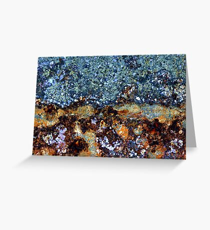 sparkle-scape Greeting Card