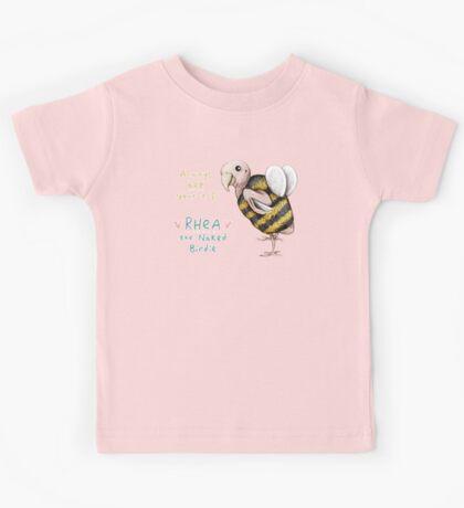 Rhea - Always Bee Yourself Kids Tee