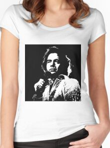 Neil Diamond Essential Women's Fitted Scoop T-Shirt
