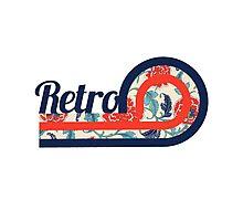 Retro Chic Photographic Print
