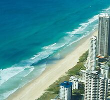 Surfers Paradise Views VI by Jeanne Peters