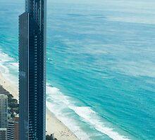 Surfers Paradise Views II by Jeanne Peters