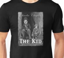 Charlie Chaplin - The Kid Unisex T-Shirt