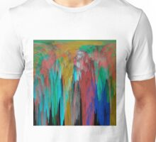 Abstract 187 Unisex T-Shirt