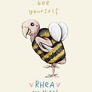 Rhea - Always Bee Yourself by Sophie Corrigan