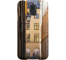 Backstreets Gamlastan, Stockholm Samsung Galaxy Case/Skin