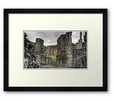 Finchale Priory Framed Print
