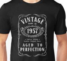Made In 1957 Birthday Gift Idea Unisex T-Shirt