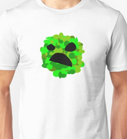 Artistic Creeper Unisex T-Shirt