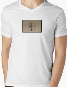 Naked Tree  Mens V-Neck T-Shirt