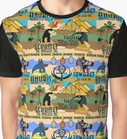 Walk Like An Egyptian Graphic T-Shirt