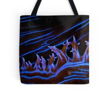 Clam abstract Tote Bag