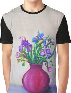 Pretty Flowers Graphic T-Shirt