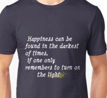 Happyness Unisex T-Shirt