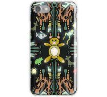 Beary Good Friends Until The End iPhone Case/Skin