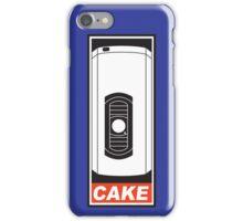 Cake is a Lie iPhone Case/Skin