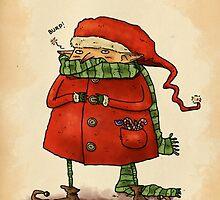 Christmas elf by SilviaMagnani