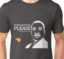 Martin Luther King Junior's Quote invert Unisex T-Shirt