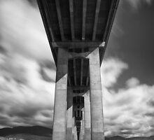 Towering Bridge by Jane McLoughlin