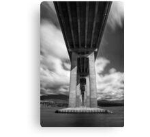 Towering Bridge Canvas Print