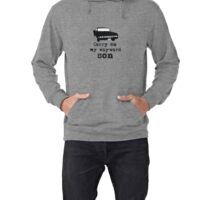 Carry on Lightweight Hoodie
