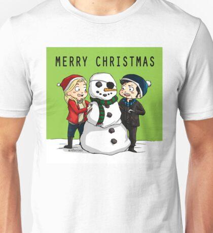 Cs Christmas (Green) Unisex T-Shirt