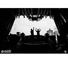 Raise Your Hands Up @ Ultra Singapore 2016 Photographic Print