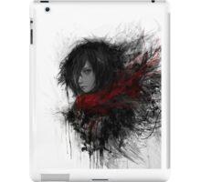 Mikasa Ackerman iPad Case/Skin