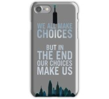 Choices - Bioshock iPhone Case/Skin