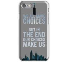 Choices - Bioshock iPhone Case/Skin
