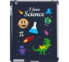 I Love Science iPad Case/Skin
