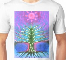 Electric Tree Unisex T-Shirt