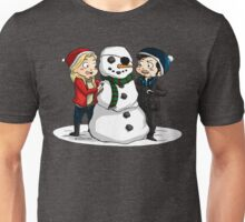 Cs Christmas (Clear) Unisex T-Shirt